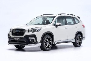 Subaru Forester GT - new aggressive body kit, 18-inch alloy - coming to Malaysia?