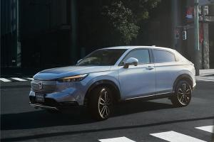 Honda HR-V generasi baharu - giliran menunggu 10 bulan, lebih mewah daripada Toyota Harrier?