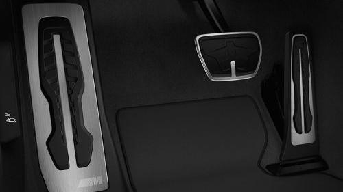 BMW M5 (2019) Interior 005