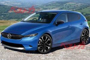 Mazda 2 2021 serba baru – debut September, enjin SkyActive-X, rotary pada 2022?