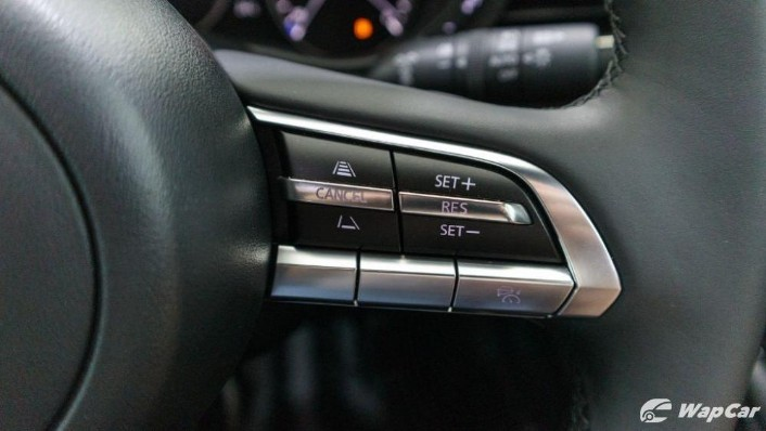 2019 Mazda 3 Liftback 2.0 SkyActiv High Plus Interior 007