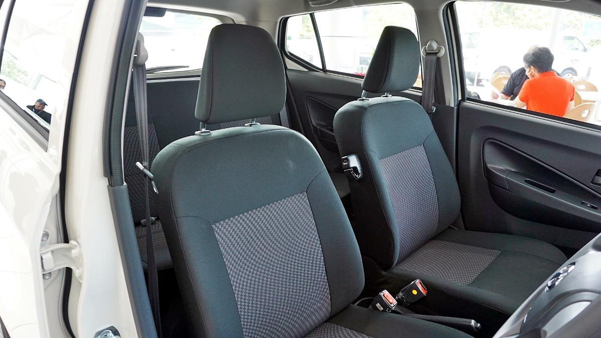 2019 Perodua Axia GXtra 1.0 AT Interior 022