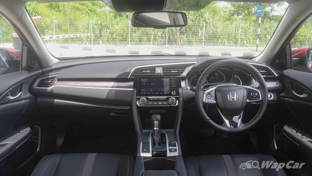 2020 Honda Civic 1.5 TC Premium Interior 091