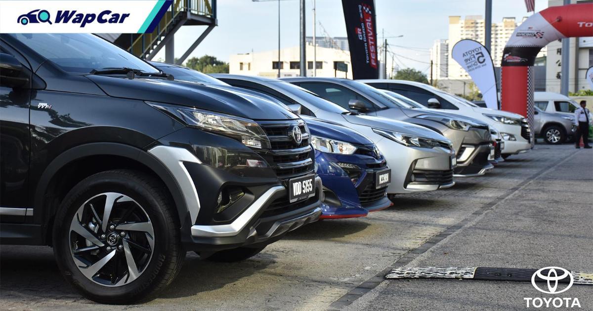 Toyota berjaya jual 59,320 unit kereta tahun 2020 di Malaysia - Vios, Yaris dan Hilux jadi pemacu jualan! 01