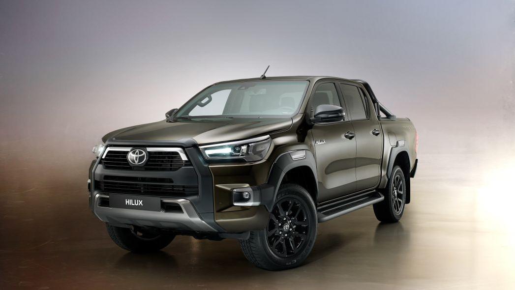 2020 Toyota Hilux Exterior 001