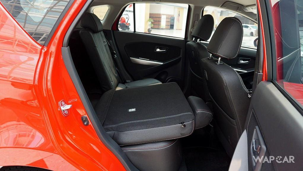Perodua Myvi (2018) Interior 037