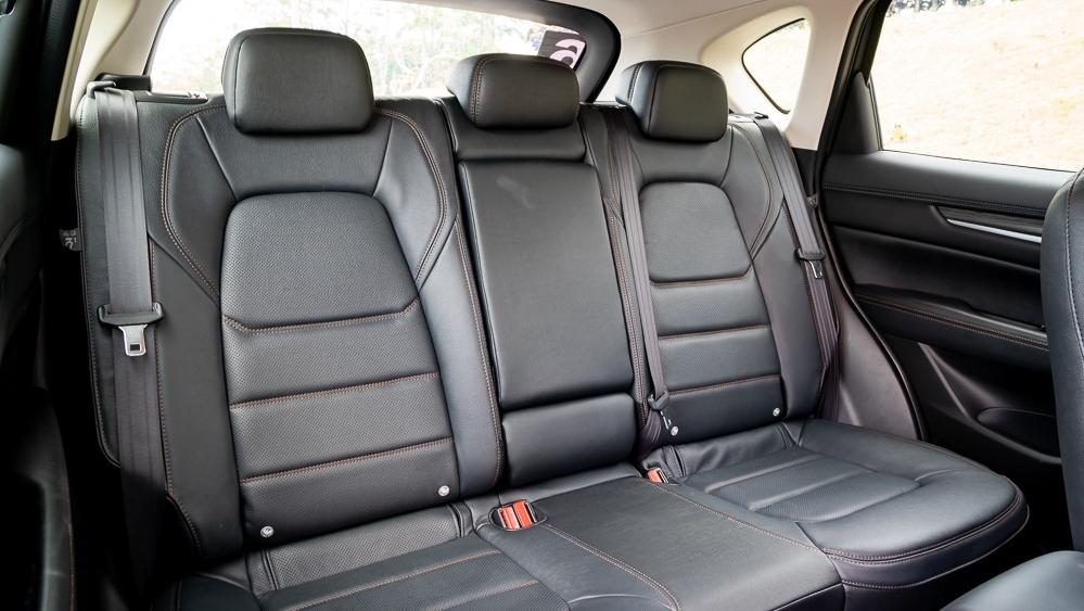 2019 Mazda CX-5 2.5L TURBO Interior 045
