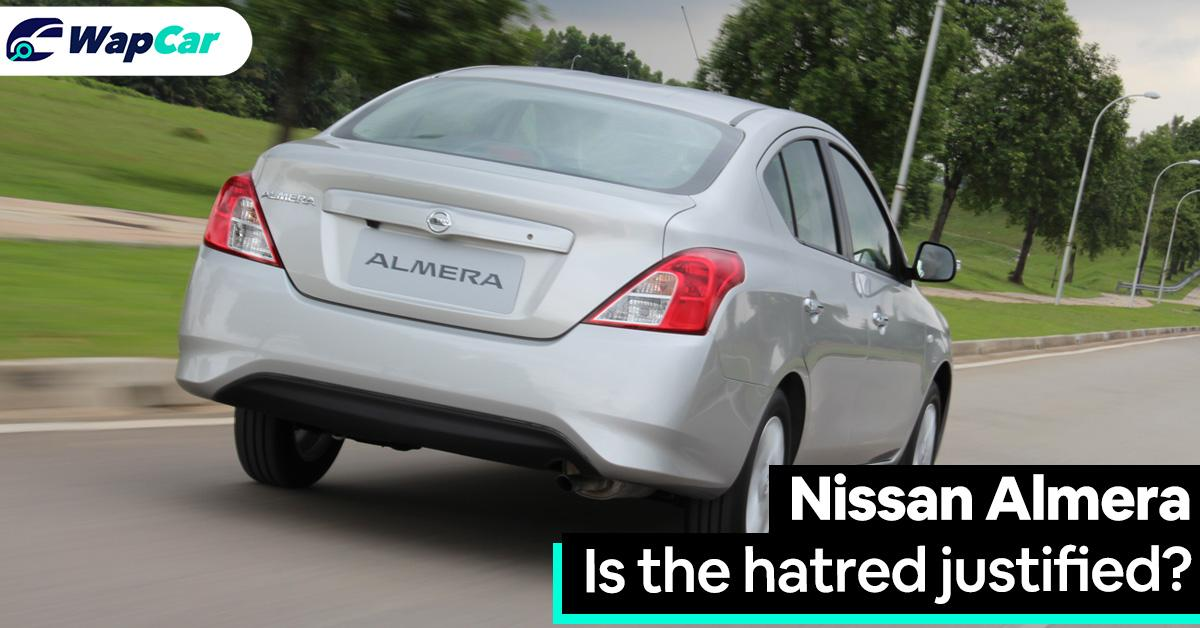 Why the current-generation Nissan Almera still makes sense for some 01