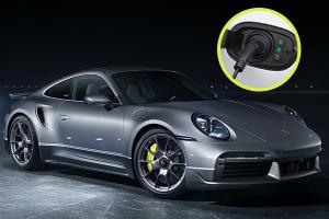 Porsche says no to full-electric Porsche 911, but a hybrid is possible