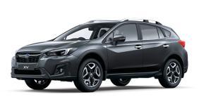 Subaru XV (2018) Exterior 004