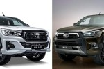 New vs old: Updated 2020 Toyota Hilux vs pre-facelift model
