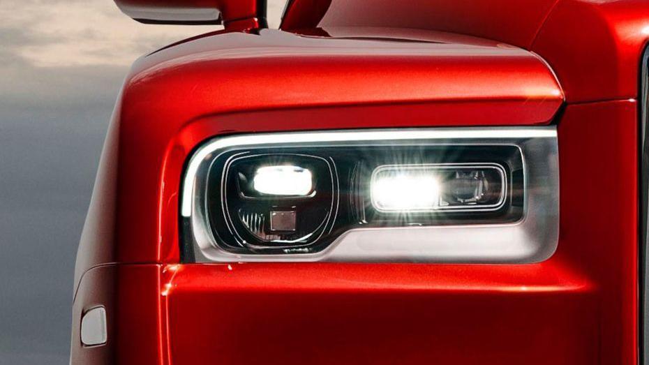 2018 Rolls-Royce Cullinan Cullinan Exterior 008