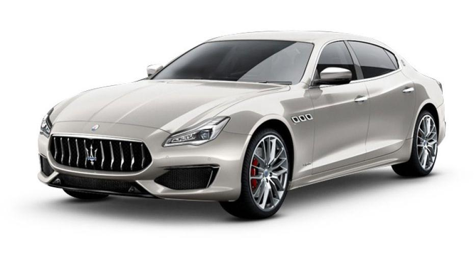 Maserati Quattroporte (2018) Others 001