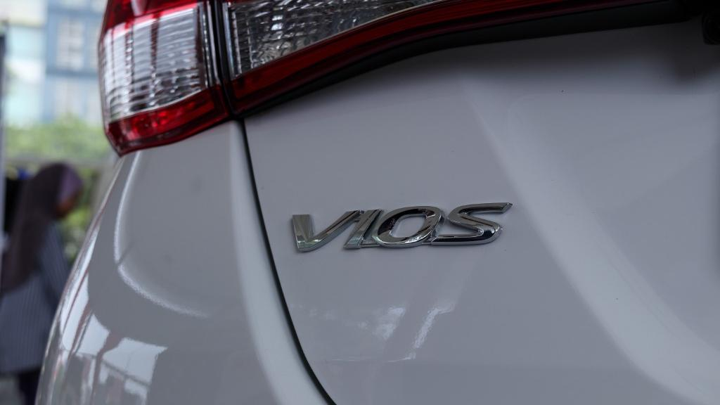 2019 Toyota Vios 1.5G Exterior 019