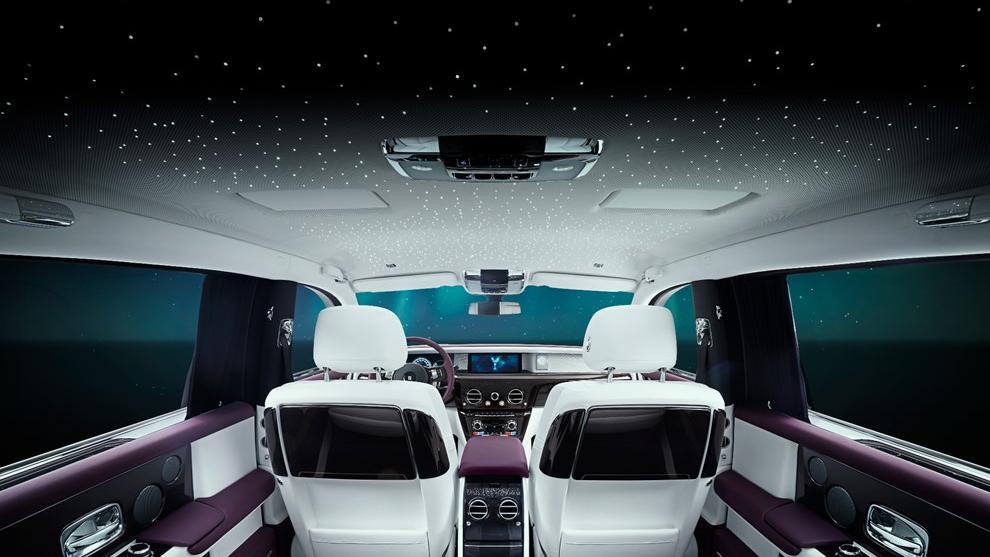2018 Rolls-Royce Phantom Extended Wheelbase Interior 003