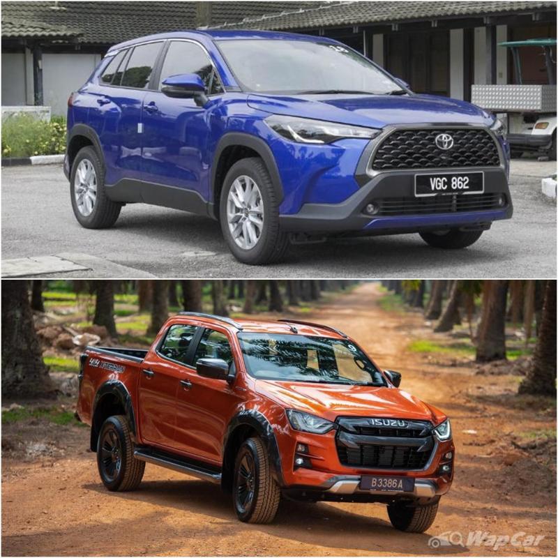 Senarai kereta yang akan dilancarkan di Malaysia separuh ke-2 2021 - Iriz Active, City Hatchback dan banyak lagi! 02