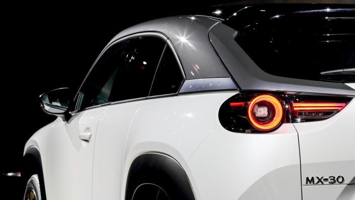 2020 Mazda MX-30 Upcoming version Exterior 008