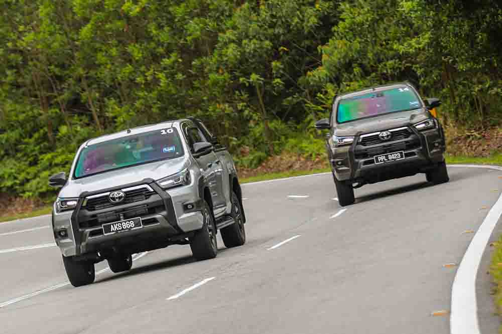 Toyota Hilux is always No.1? Here are countries where it's not
