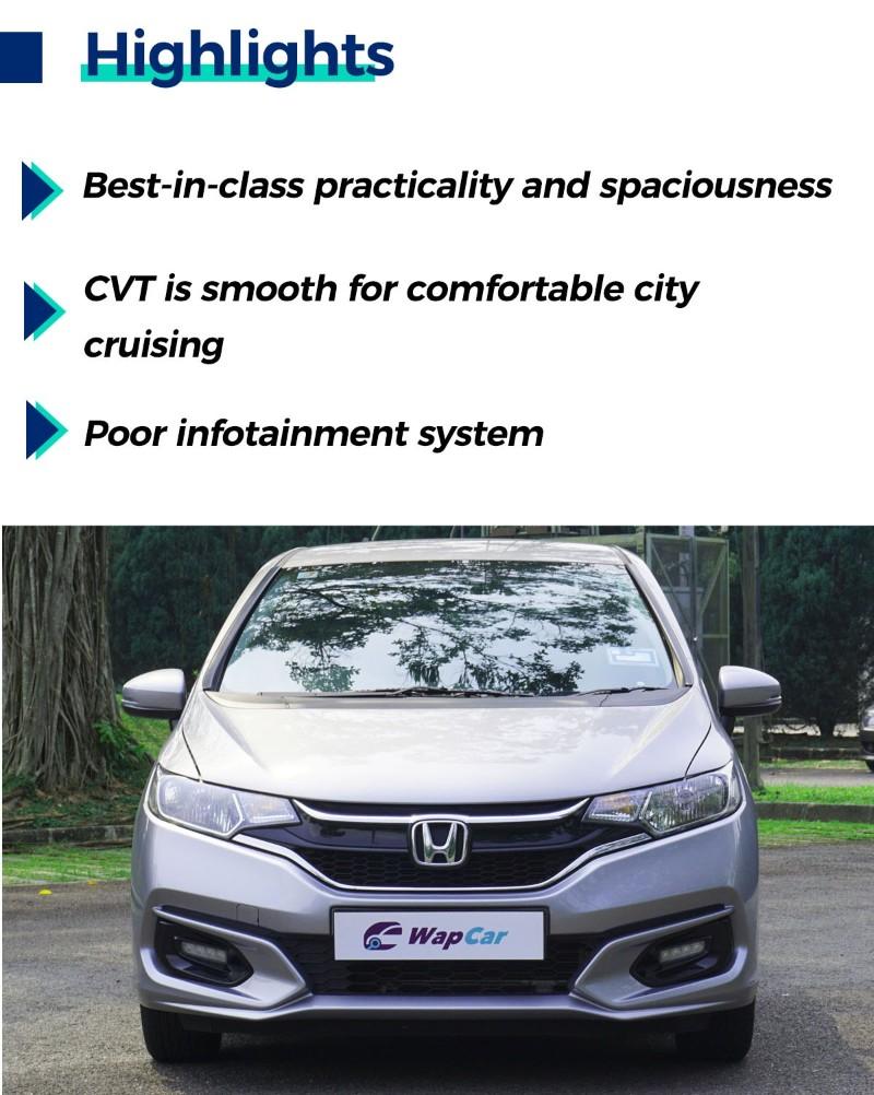 Honda Jazz: Hatchback kegilaan ramai sebelum Perodua Myvi generasi ke-3. Masih relevan? 02