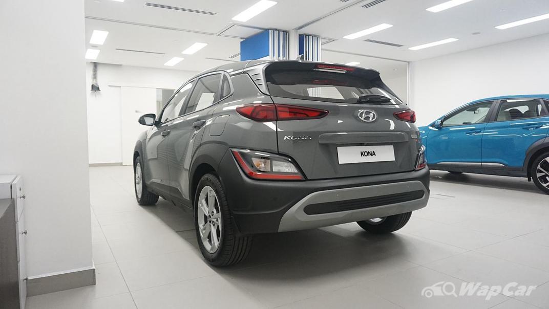 2021 Hyundai Kona 2.0 Standard Exterior 007