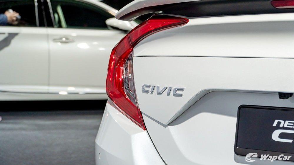2020 Honda Civic 1.5 TC Premium Exterior 052