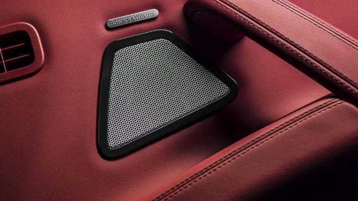 Maserati Quattroporte (2019) Interior 007