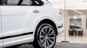 2020 Bentley Bentayga V8 First Edition Exterior 006