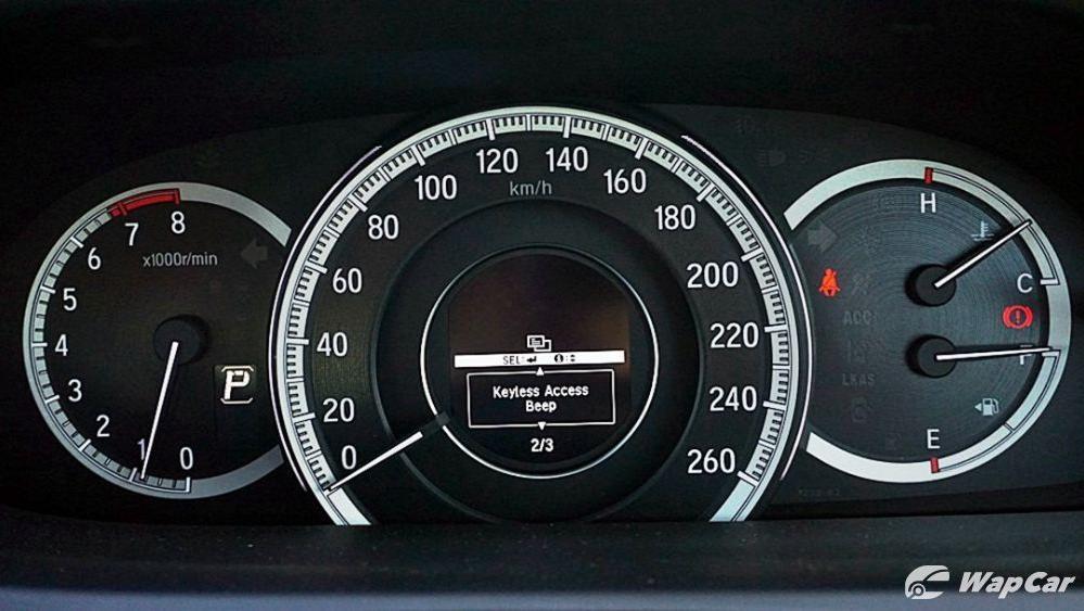 2018 Honda Accord 2.4 VTi-L Advance Interior 020