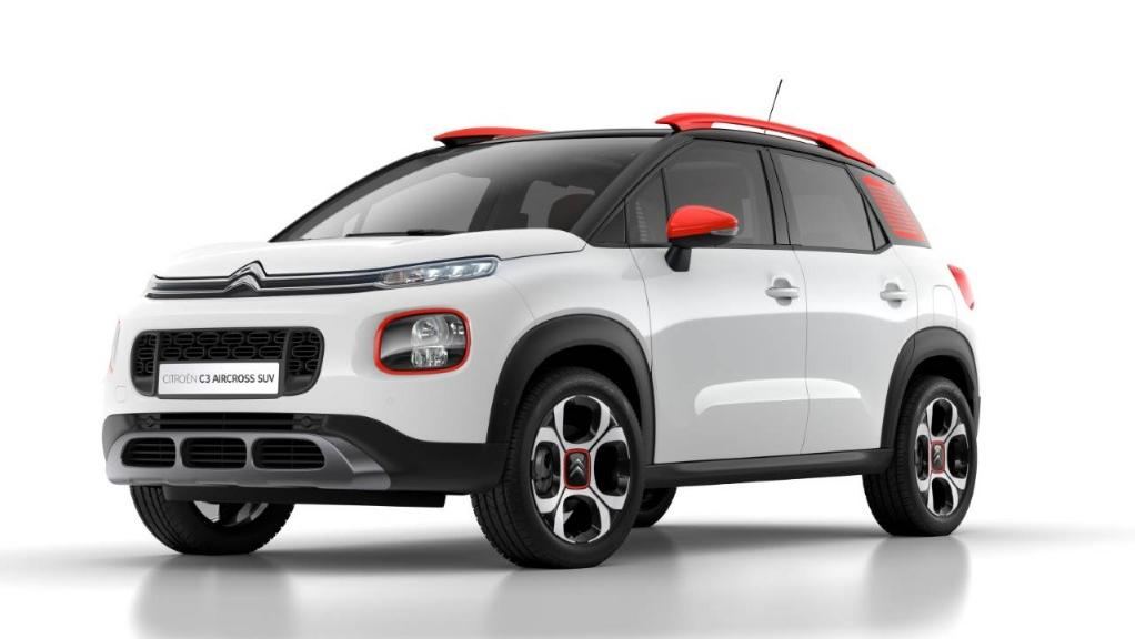 Citroën New C3 AIRCROSS (2019) Others 001