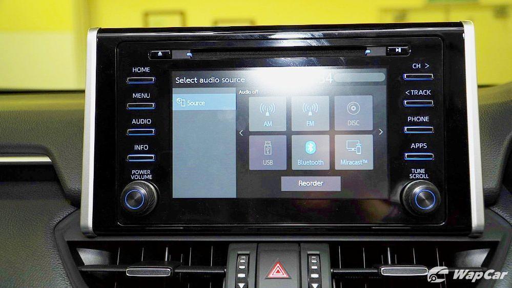 2020 Toyota RAV4 2.5L Interior 058