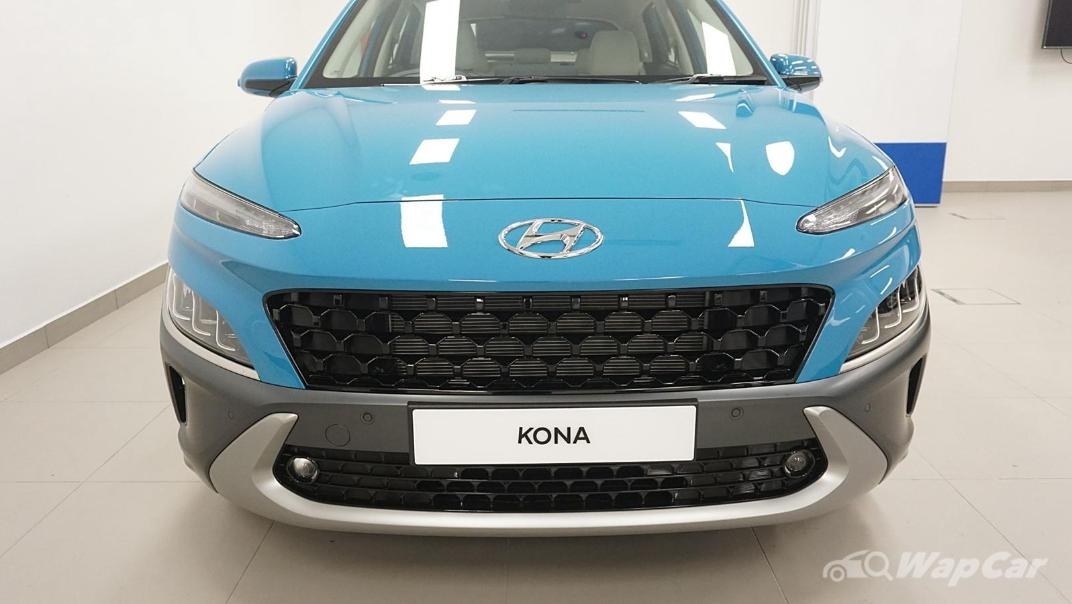 2021 Hyundai Kona 2.0 Active Exterior 009