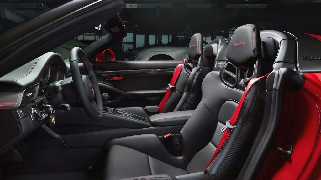 2019 Porsche 911 911 Speedster Interior 004