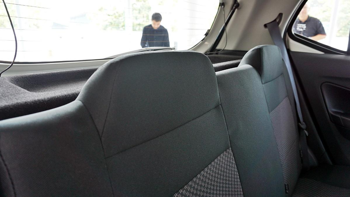 2019 Perodua Axia GXtra 1.0 AT Interior 036