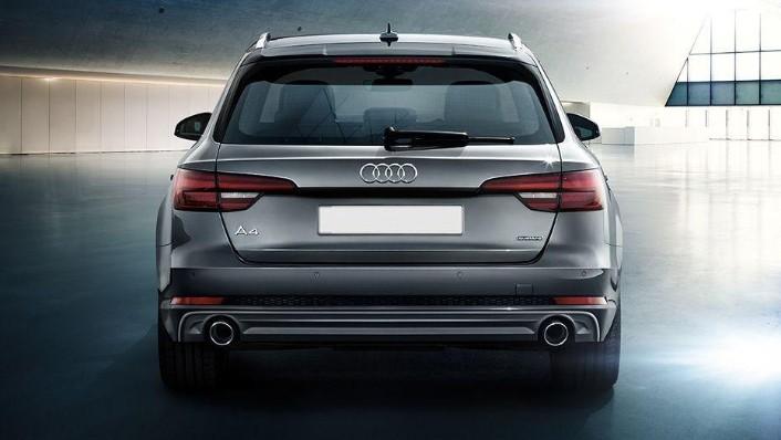 Audi A4 (2019) Exterior 005