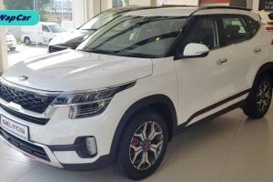 Kia Seltos 2020: Tempahan sudah dibuka. Ini atau Hyundai Kona?