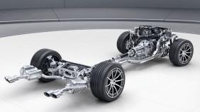 Mercedes-Benz AMG GT 4-door (2019) Exterior 002