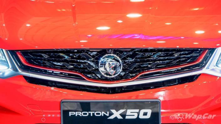 2020 Proton X50 1.5T  Flagship Exterior 008