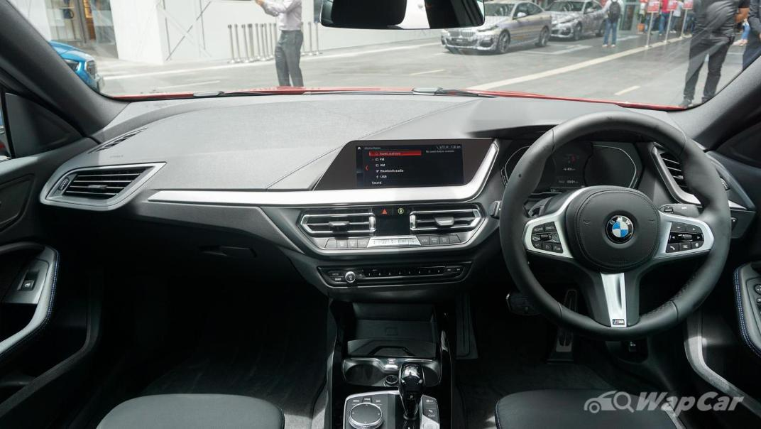 2020 BMW 2 Series 218i Gran Coupe Interior 001