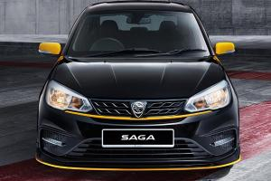 Pakistan launching Proton Saga this month with smaller engine, manual and 4AT options