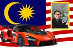 Interview with the Malaysian engineer who invented the McLaren Senna's speaker grille!
