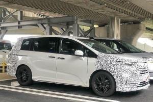 Spyshot: Facelift kedua untuk Honda Odyssey, akan tiba di Malaysia pada 2021?