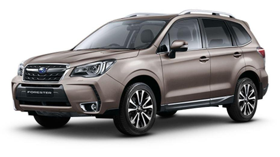 Subaru Forester (2018) Others 005