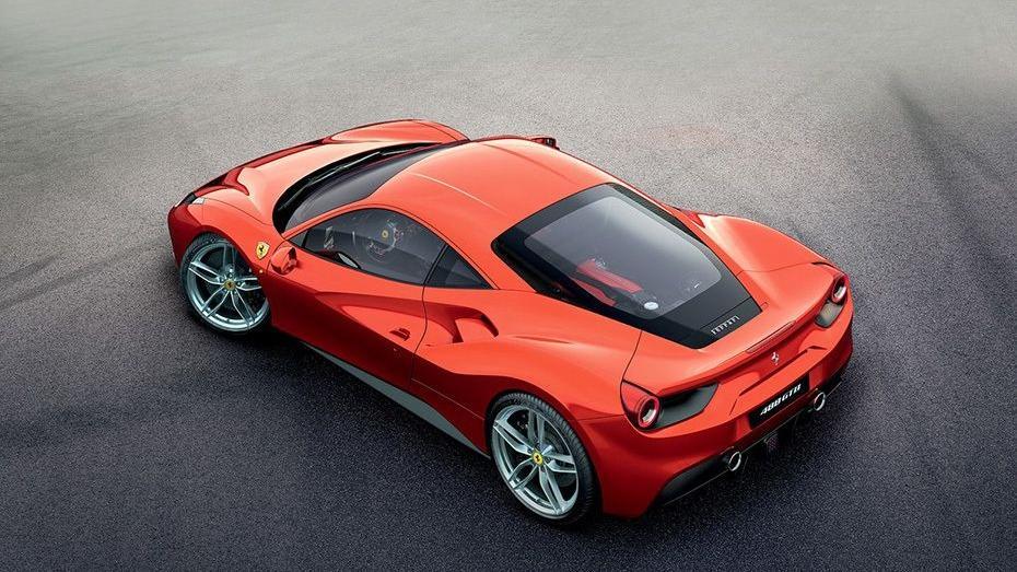 Ferrari 488 (2015) Exterior 029