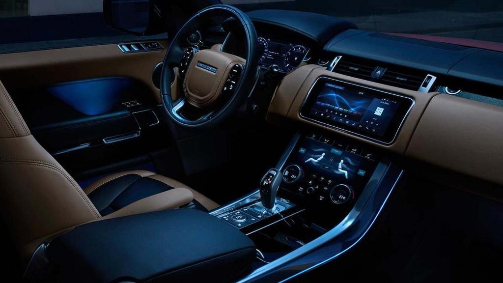 Land Rover Range Rover Sport (2017) Interior 002