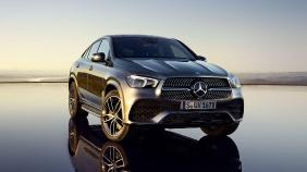 2020 Mercedes-Benz GLE 450 4Matic Coupe Exterior 002