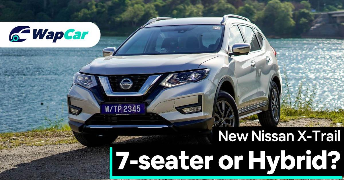 2019 New Nissan X-Trail – Should you pick more seats or better fuel economy? 01