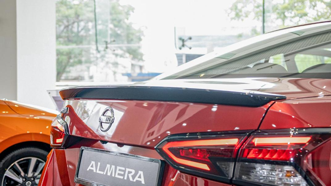 2020 Nissan Almera 1.0L VLT Exterior 058