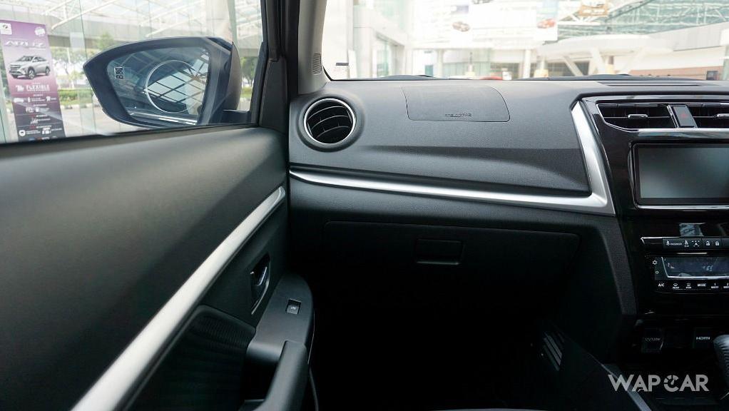 Perodua Aruz (2019) Interior 016