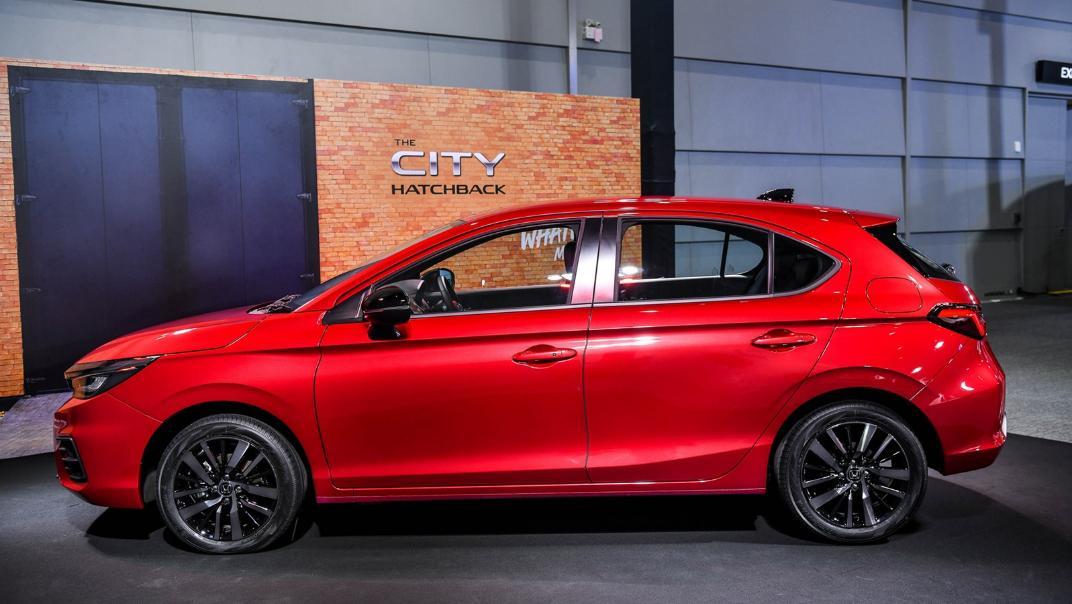 2021 Honda City Hatchback International Version Exterior 050