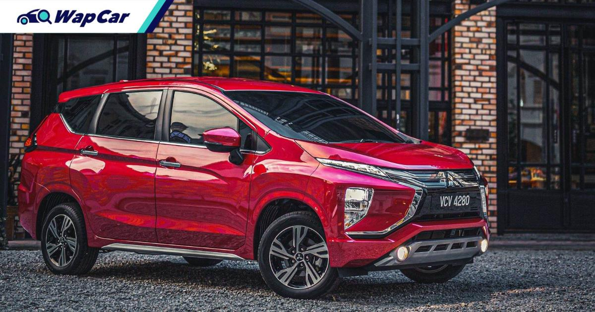 Over 3,700 bookings collected for 2020 Mitsubishi Xpander in Malaysia 01